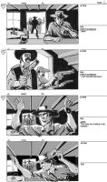 Cowboy Shoot-Out 01 by Colonel-Crowe