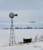 Aeromoter  Winterscape by TRunna