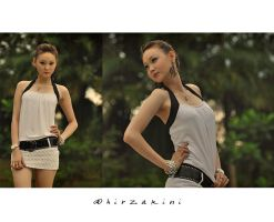 on pose II by hirza