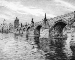 Charles Bridge by Avogel57