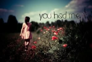 You Had Me by ForeverASickKid