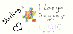 autisum awarness i love my brother x by 9madgirl9