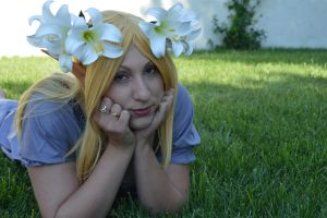 Deedlit ~ Record of Lodoss War by Gwenwhyvar
