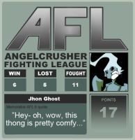 AFL2 Jhon Ghost ID by theshadowranger