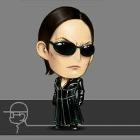 Movie fans-The Matrix by jiayibingding