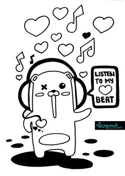 listen to my heart beat by shizyntoz
