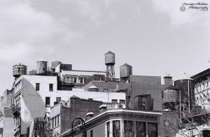 Union Square Water Towers by ForsakenOutlaw