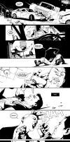 Punisher 2-pages by MyZw
