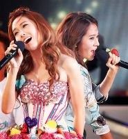 We're Unforgettable - Jung Sisters by jaeliseop