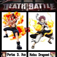 Death Battle #1 by sturmsoldat1