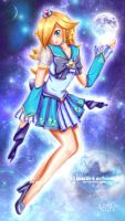 Sailor C. Princess Rosalina by YunaSakura
