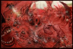 Dante's inferno hell 1st lvl by father12345