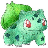 Bulbasaur by Sulfura