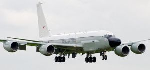 Boeing RC-135W Rivet Joint by dog123456