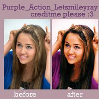 Purple_Action_Letsmileyray by letsmileyray