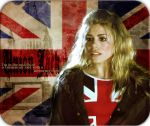 Rose - Union Jack by duamdrallibor