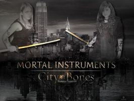 Mortal Instruments Poster by ThatKidAri