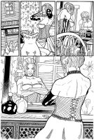 Charnel House Issue #2 page 2 by 80C