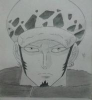 Trafalgar Law by midosdm