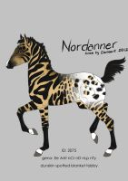 Nordanner ID # 2075 by Templado