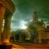 Moscow VVC by inObrAS