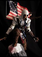 Connor Kenway by Na7s