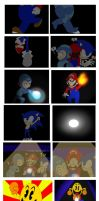 Super Smash Bros 4 - Pacman ( Our Version) by vaness96