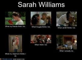 Sarah What I Think I Do Meme by Panda-Cat