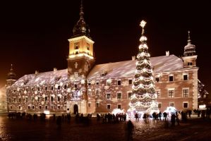 Christmas in Warsaw #1 by Neuromancer1987