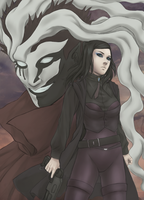 Ergo Proxy WIP by A-dellaMorte