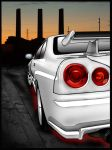skyline fast vector by ronaldesign