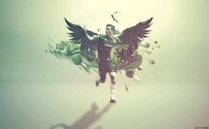 Lampard 8 Wallpaper by daWIIZ