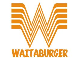 Waitaburger Logo by RocketFan