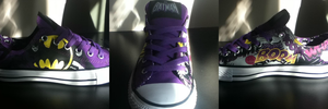 My New BertMern Shoes!!! by SpectrumStray