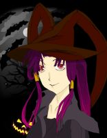Halloween Witch by gaixas1