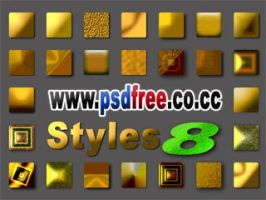 www.psdfree.co.cc Style 8 by psdfree