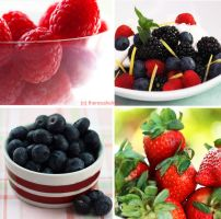 We Heart Berries by theresahelmer