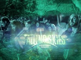 Falling Skies-THE BERSERKERS-Wallpaper by GrafixGirlIreland