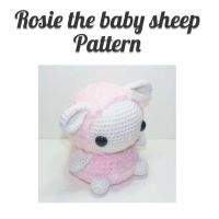Baby Sheep Pattern by Heartstringcrochet