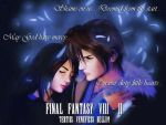 FF VIII - II Wallpaper 2 by PDestrucity