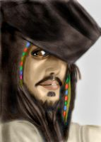 Jack Sparrow by Chimera9