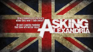 Asking Alexandria by AfflictionHD