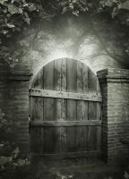 Closed Gate - RESTRICTED by AngeliaStocks