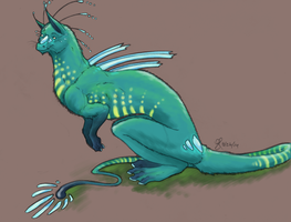 Kyrst Species by aireona93