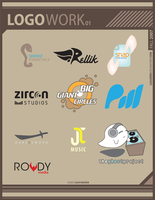 Logos: Fall 2007 by leahzero