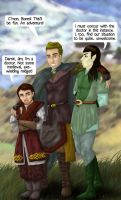 Lord of the Eyebrows by yoru-magi