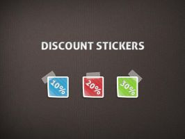 Discount Stickers by 92five
