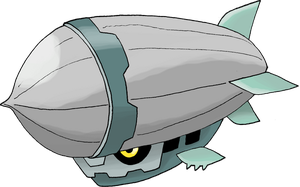 Zeppelin Pokemon by TheBlueFlames