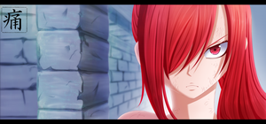 Erza by Dhako889