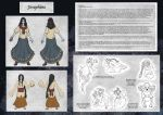 Josephine ref sheet AATR by CheshireGhost